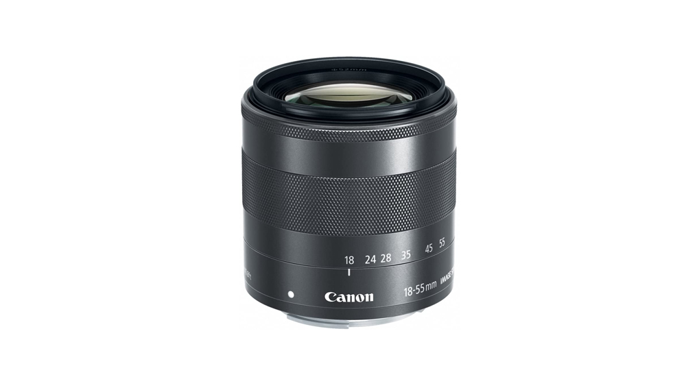 Canon EF-M 18-55mm f/3.5-5.6 IS STM Image-1