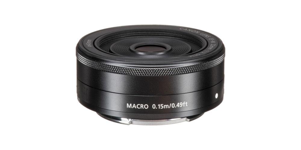 Canon EF-M 22mm f/2 STM Image-3