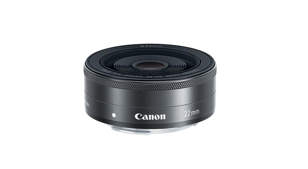 Canon EF-M 22mm f/2 STM Image-1