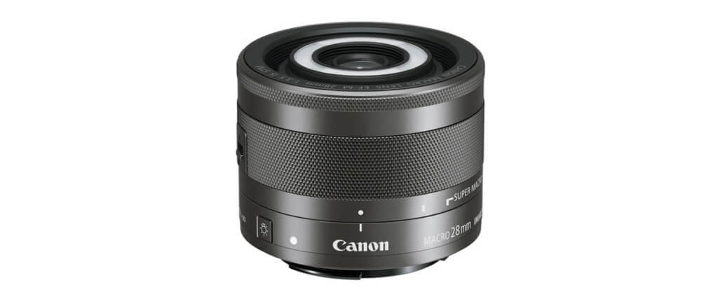 Canon EF-M 28mm f/3.5 Macro IS STM Image-1