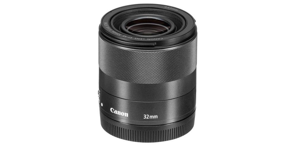 Canon EF-M 32mm f/1.4 STM Image-1
