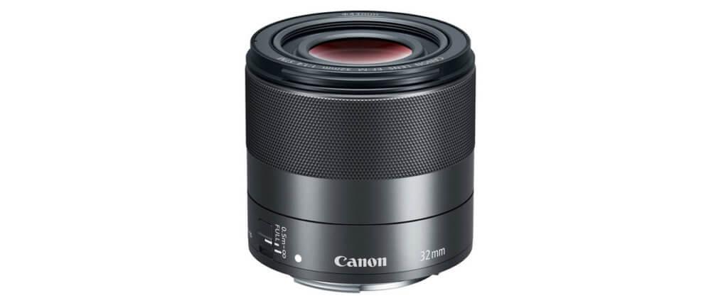 Canon EF-M 32mm f/1.4 STM Image-2