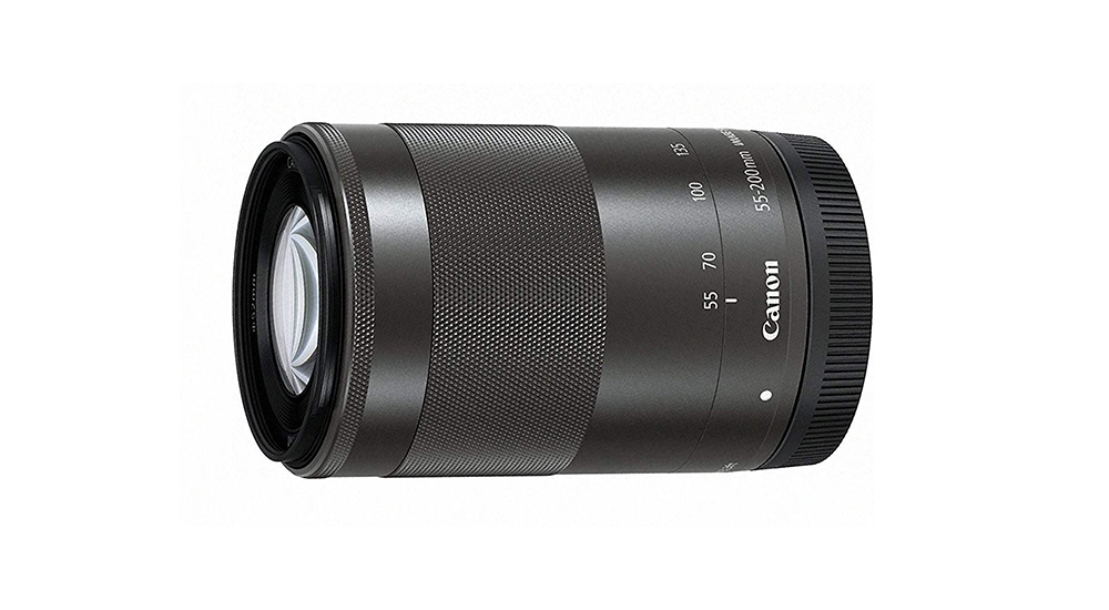 Canon EF-M 55-200mm f/4.5-6.3 IS STM Image