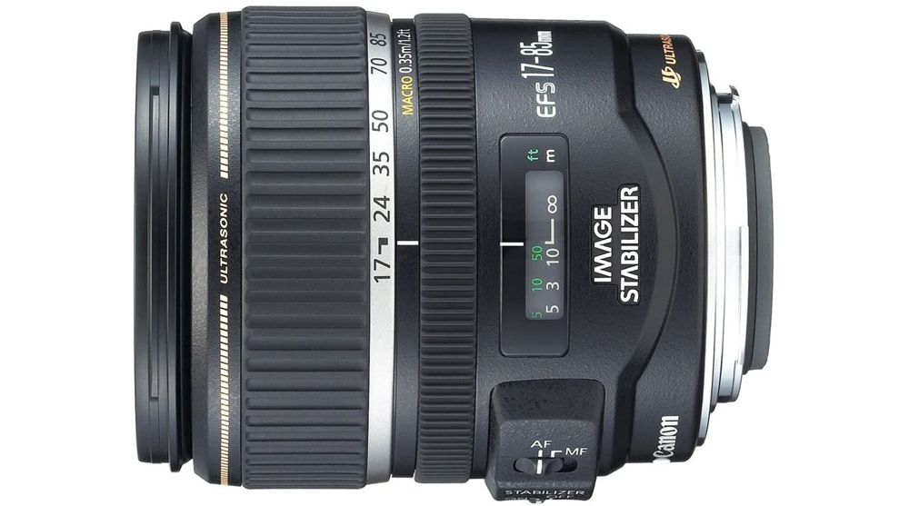 Canon EF-S 17-85mm f/4-5.6 IS USM Image 1