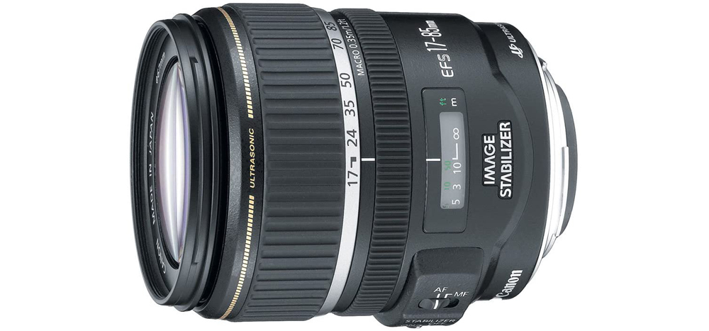 Canon EF-S 17-85mm f/4-5.6 IS USM Image 2
