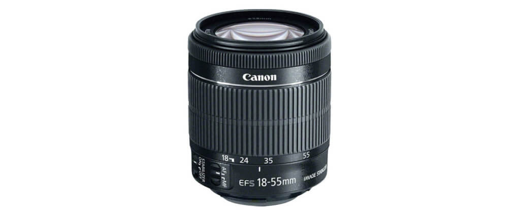Canon EF-S 18-55mm f/3.5-5.6 IS STM Image-1