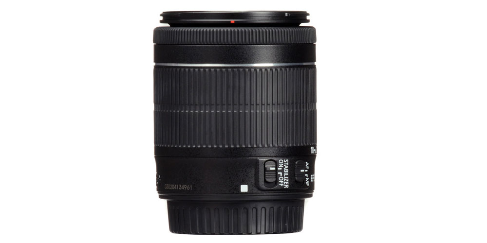 Canon EF-S 18-55mm f/3.5-5.6 IS STM Image-2