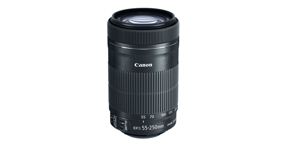 Canon EF-S 55-250mm f/4-5.6 IS STM Image-2
