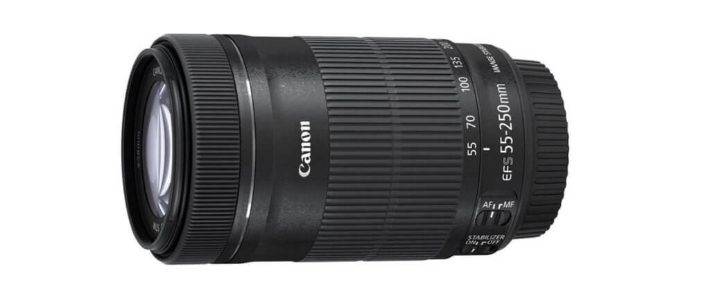 Canon EF-S 55-250mm f/4-5.6 IS STM Image-3