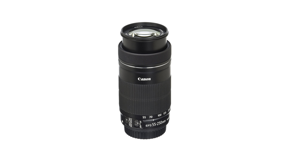 Canon EF-S 55-250mm f/4-5.6 IS STM Image