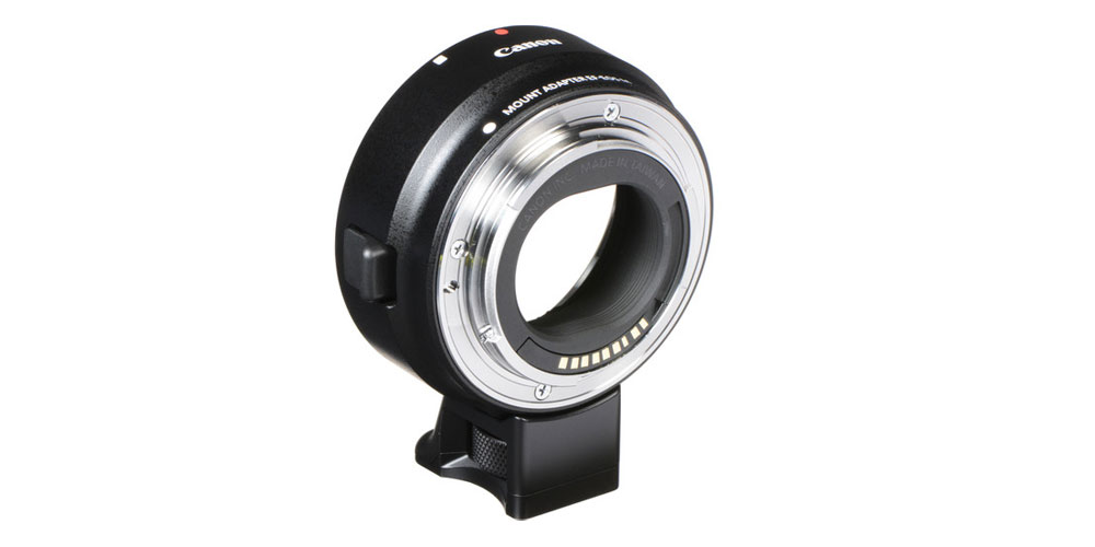 Canon Mount Adapter EF-EOS M Image