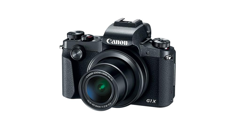 Canon PowerShot G1 X Mark III Image-1