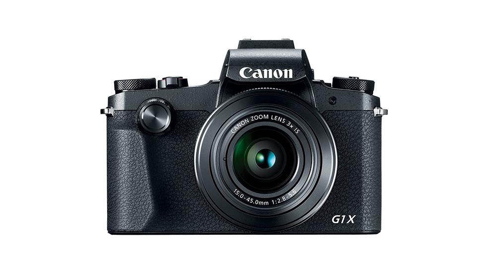 Canon PowerShot G1 X Mark III Image-2