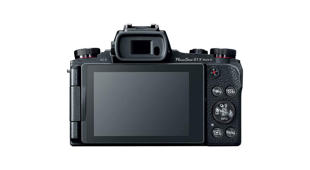 Canon PowerShot G1 X Mark III Image 3