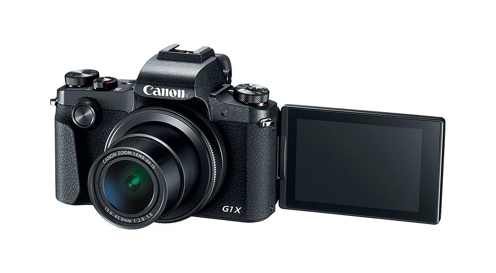 Canon PowerShot G1 X Mark III Image-4