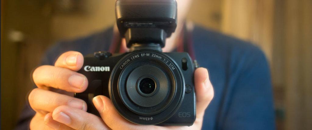 Canon Prime Lenses Under $100 Image