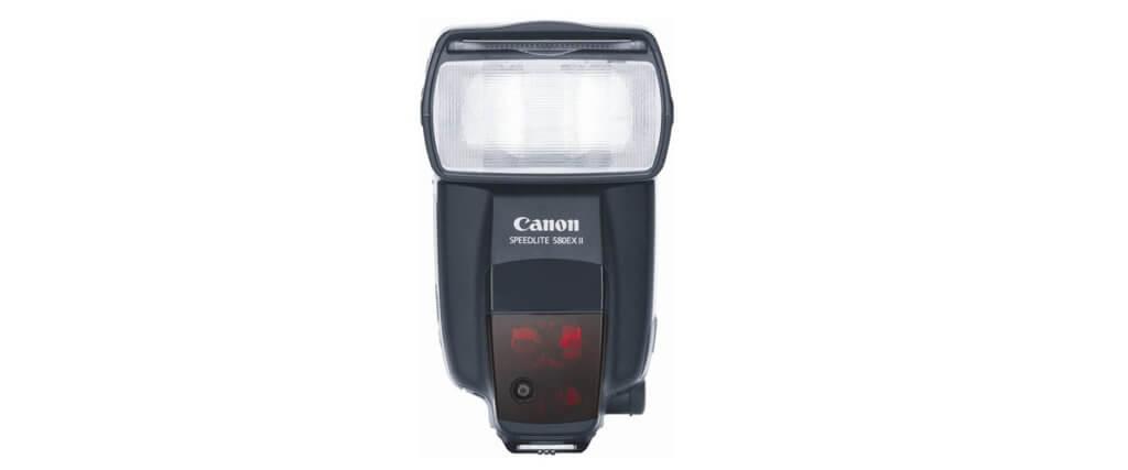 Canon Speedlite 580EX-II Image-1