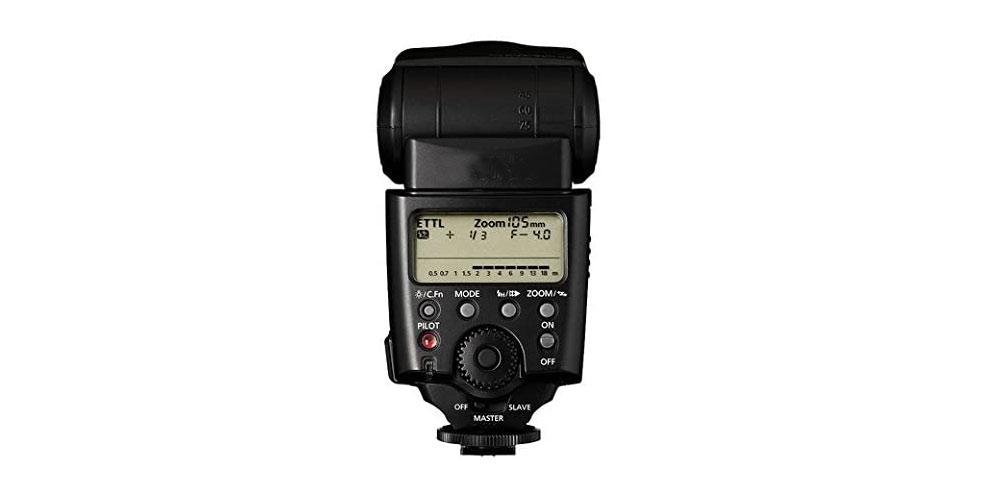 Canon Speedlite 580EX-II Image-2
