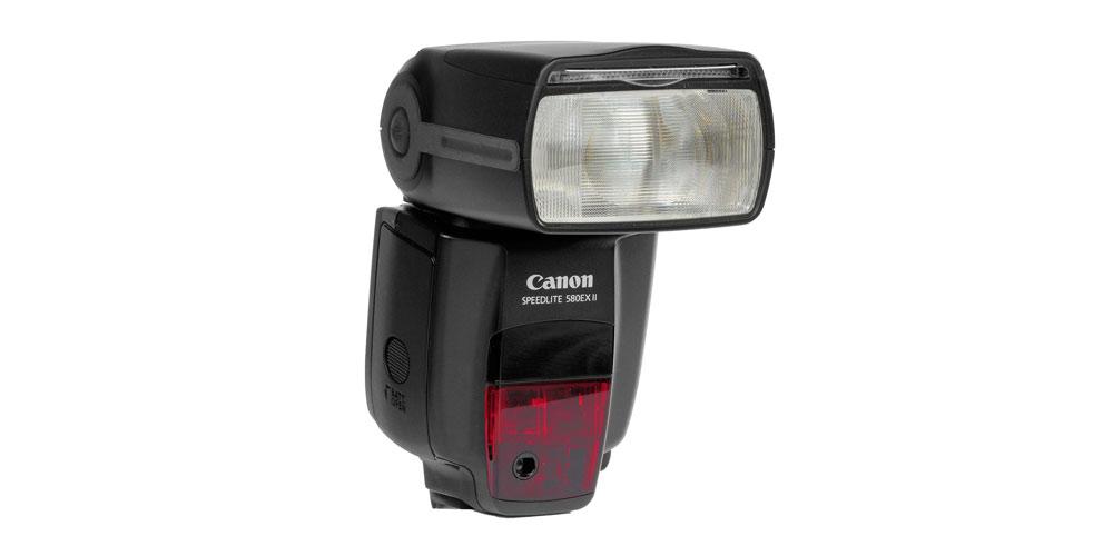 Canon Speedlite 580EX-II Image-3