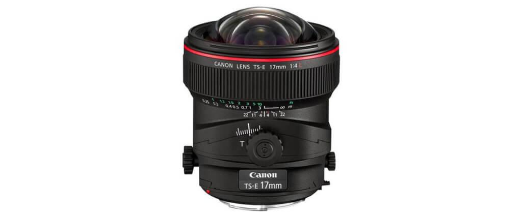 Canon TS-E 17mm f/4L Image-1