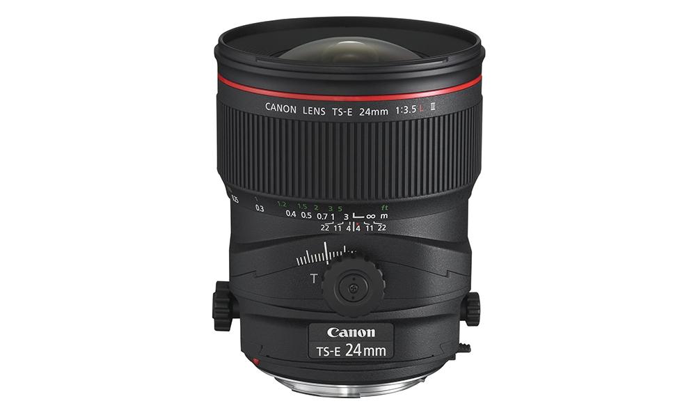 Canon TS-E 24mm f/3.5L II Image