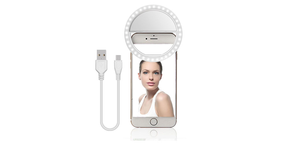 Diyife Selfie Ring Light Image