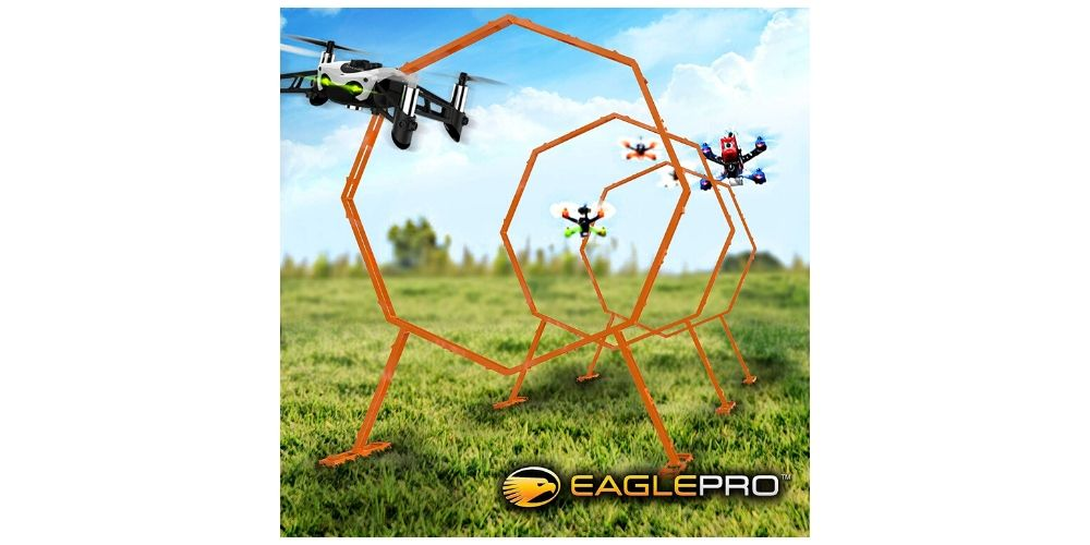 EaglePro Drone Racing Obstacle Course Image
