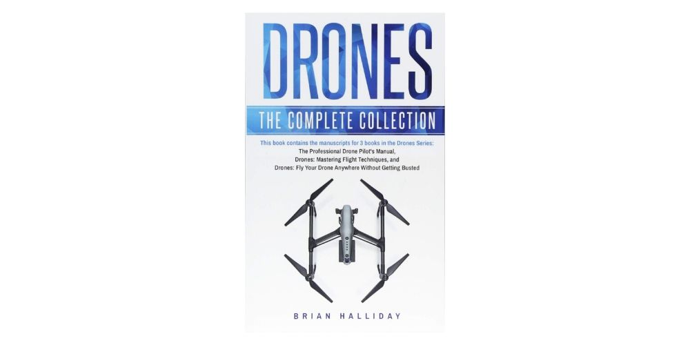 Drones: The Complete Collection by Brian Halliday Image