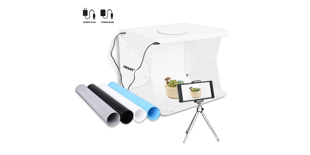 Emart Portable Photo Studio Shooting Tent Image