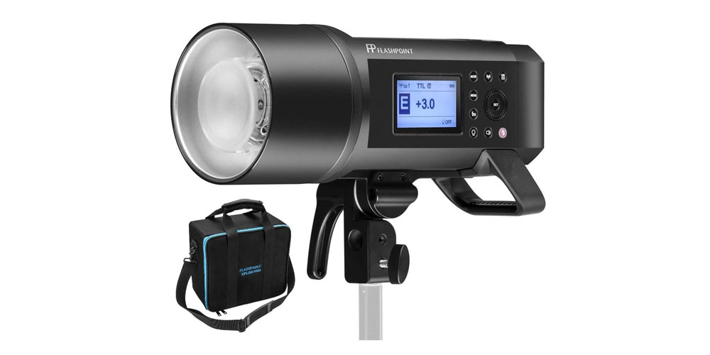 Flashpoint XPLOR 600 Pro TTL Battery Powered Monolight Image