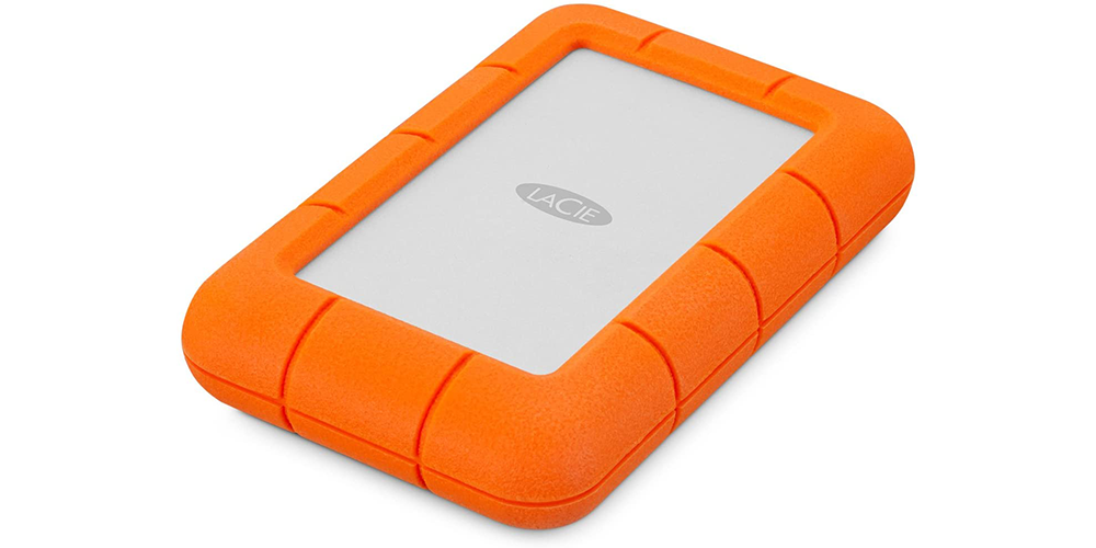 LaCie Rugged Mini 5TB Image