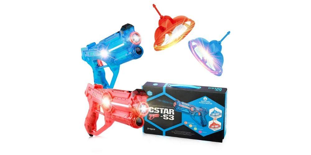 Laser Launchers 2-Player Set Image