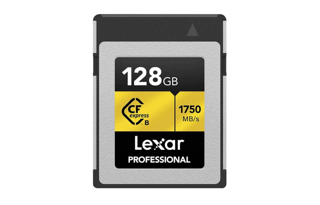 Lexar Professional CFexpress Type B Card Image