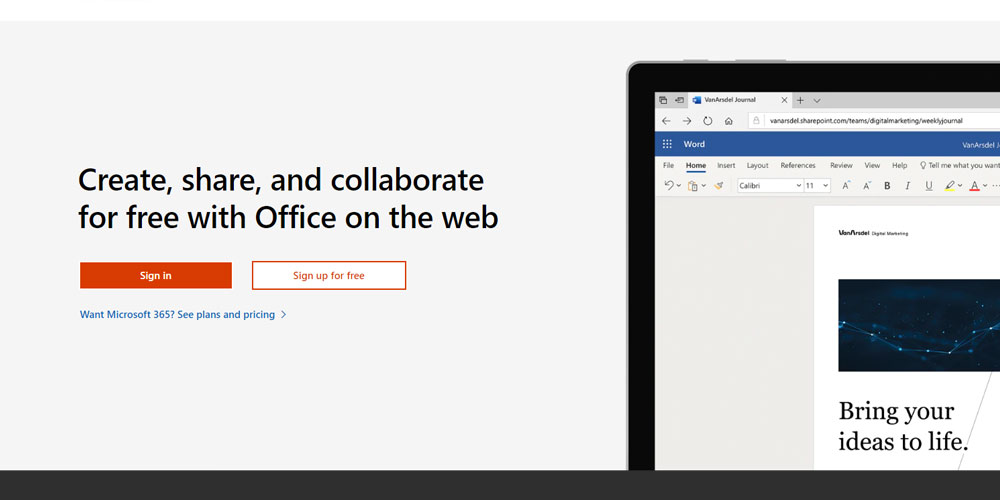 Microsoft OneDrive Image