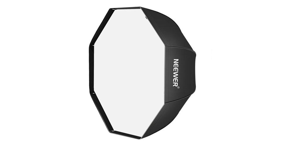 Neewer 32/80cm Octagon Speedlight Umbrella Softbox Image