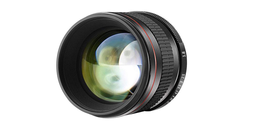 Neewer 85mm f/1.8 Image