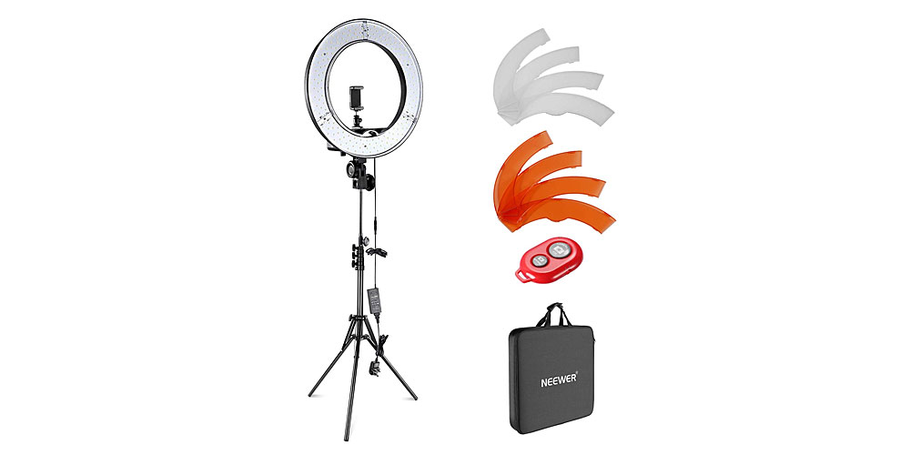 Neewer Pro Ring Light Kit Image