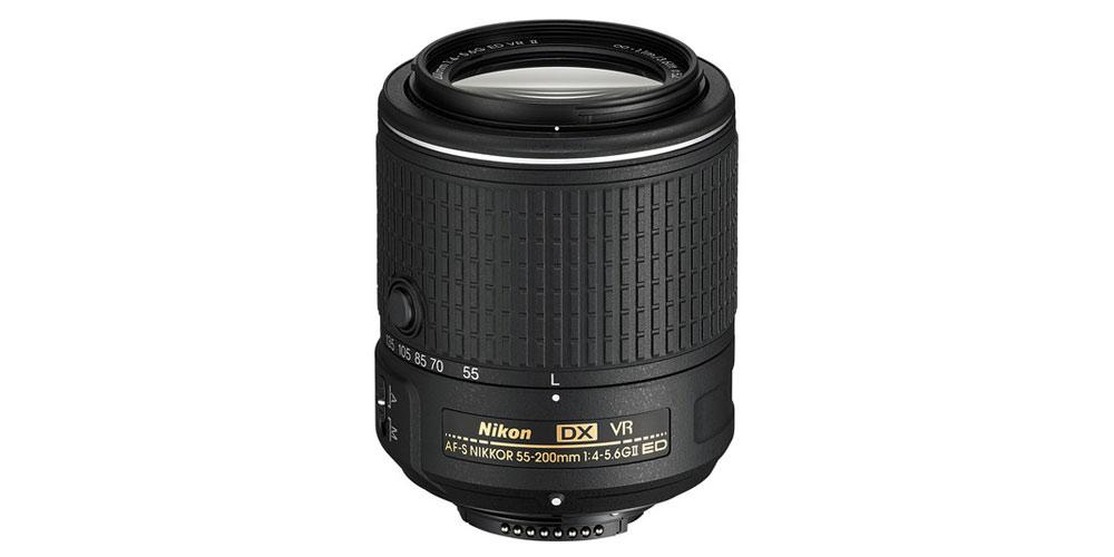 Nikon AF-S DX NIKKOR 55-200mm f/4-5.6G ED VR II Image