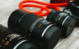 Nikon Medium Telephoto Lens Image