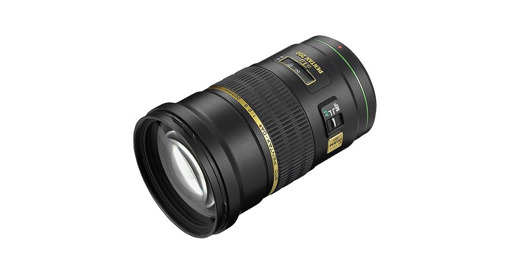 Pentax DA* 200mm f/2.8 ED IF SDM Image