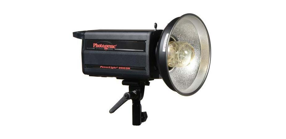 Photogenic PL2500DRC PowerLight Image