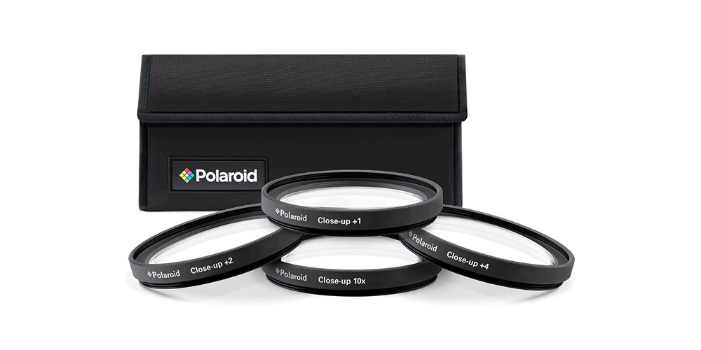 Polaroid Optics 4 piece Filter Kit Image