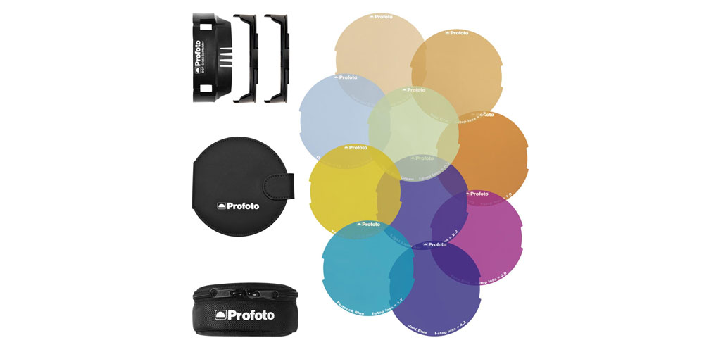 Profoto OCF Color Gel Starter Kit Image