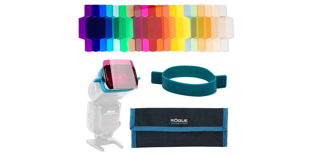 Rogue Flash Gels Combo Filter Kit Image