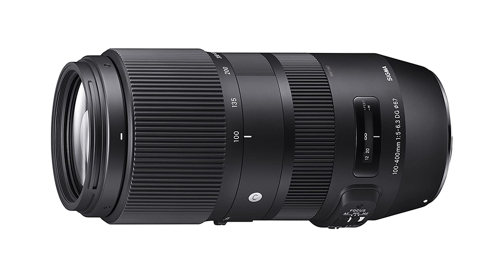 Sigma 100-400mm f/5-6.3 DG OS HSM Contemporary Image