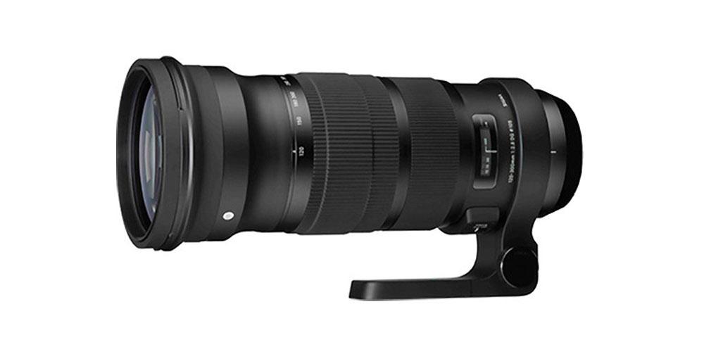 Sigma 120-300mm f/2.8 DG OS HSM Sports Image