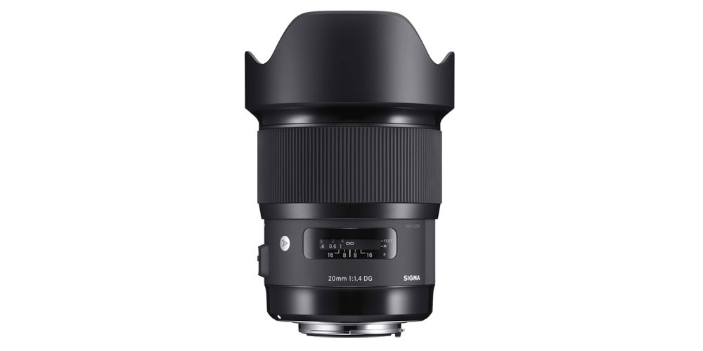 Sigma 20mm f/1.4 DG HSM Art Image