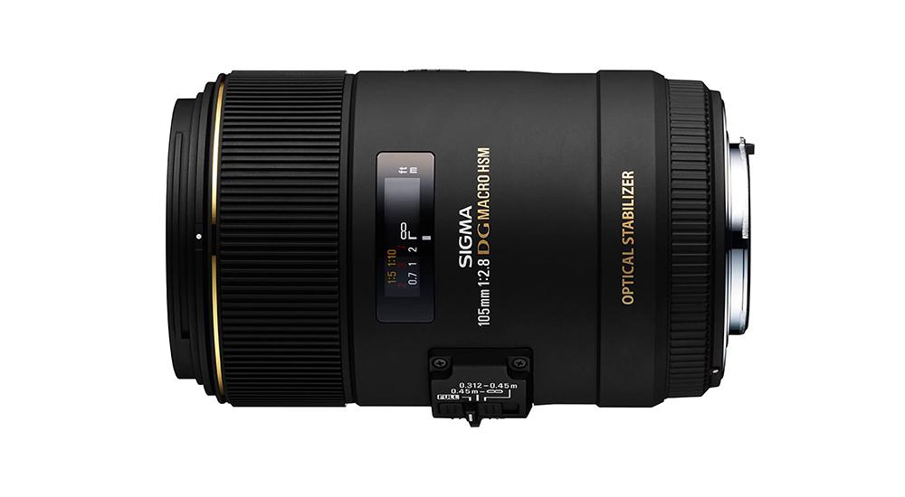 Sigma 105mm f/2.8 EX DG OS HSM Macro Image