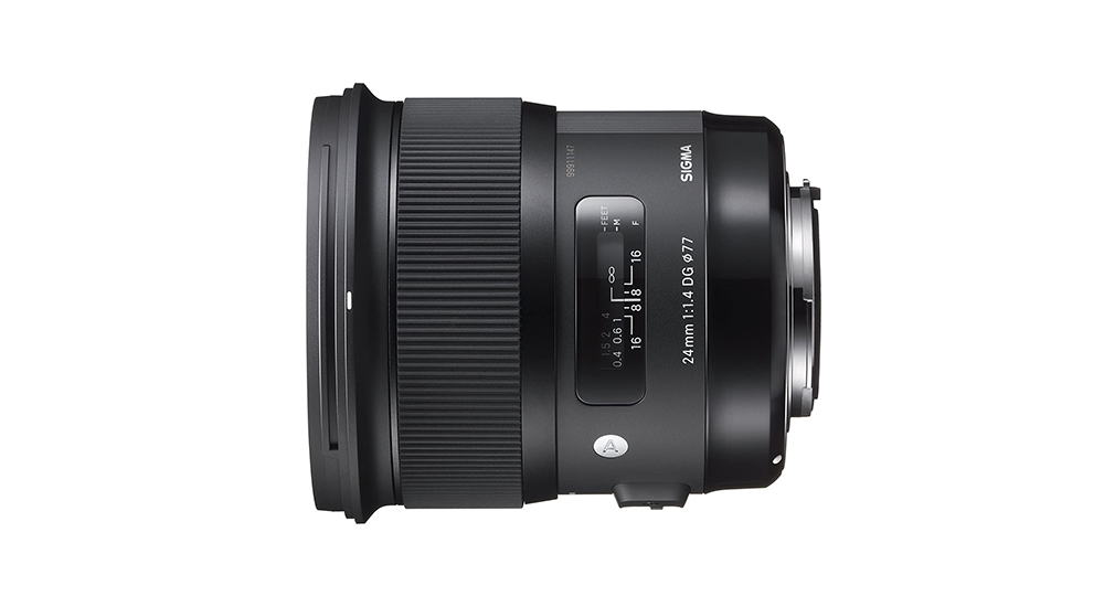 Sigma 24mm f/1.4 DG HSM Art Image