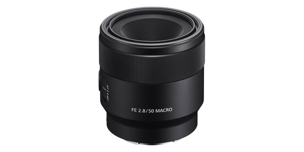 Sony FE 50mm f/2.8 Macro Image